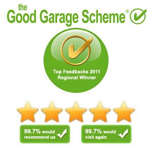 The Good Garage Scheme- Lewis Motors Ltd